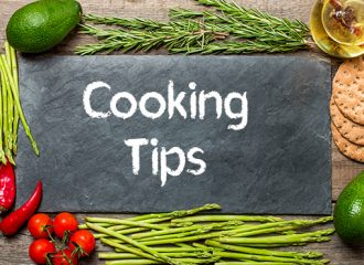 5 Cooking Tips