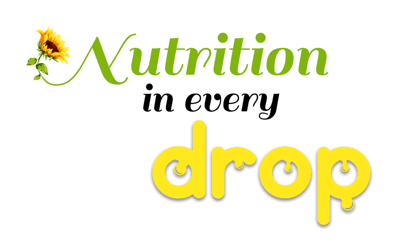 Nutrition-in-every-drop