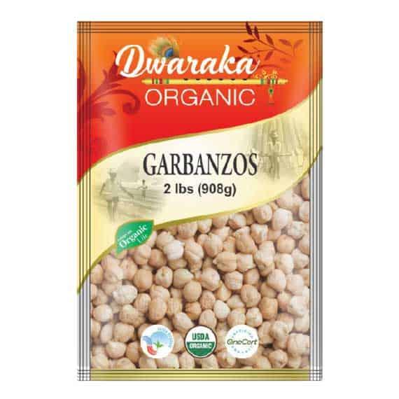 Garbanzos-908g