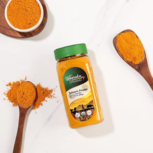 Organic-Turmeric-Powder-200g