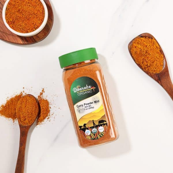Organic-Curry-Powder-Mild-200g