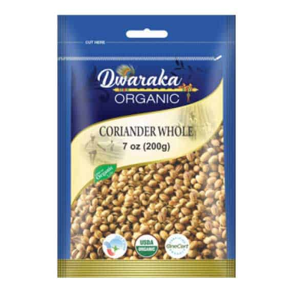 Coriander Seeds Packet