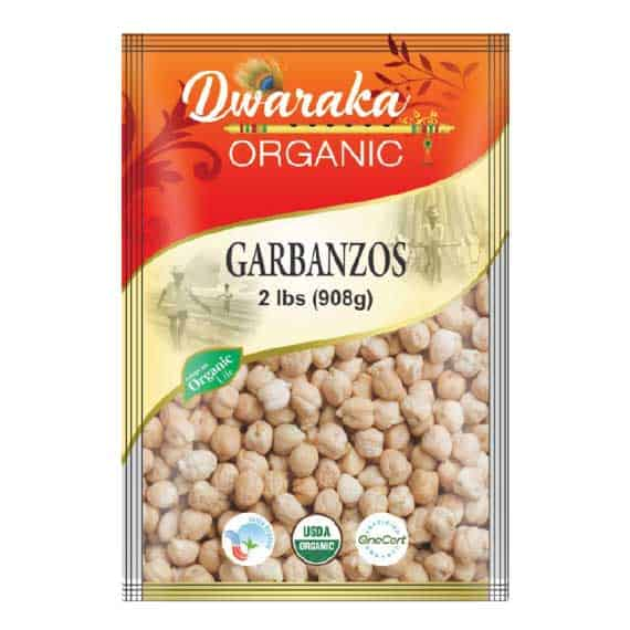 Garbanzos-Chole