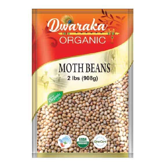 Moth-Beans-908g