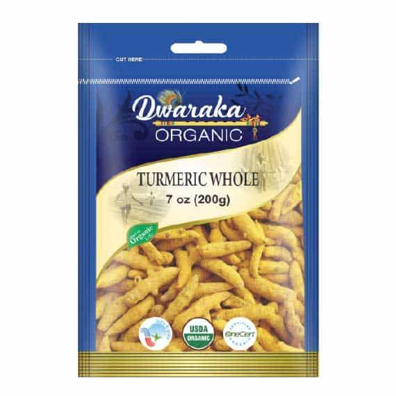 Turmeric Whole