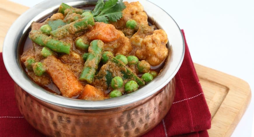 Vegetable-Makhani