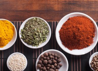 5 Essential Spices