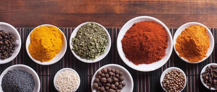 Must Have Kitchen Spices