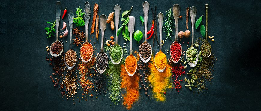 Spice For Your Salad Dressing