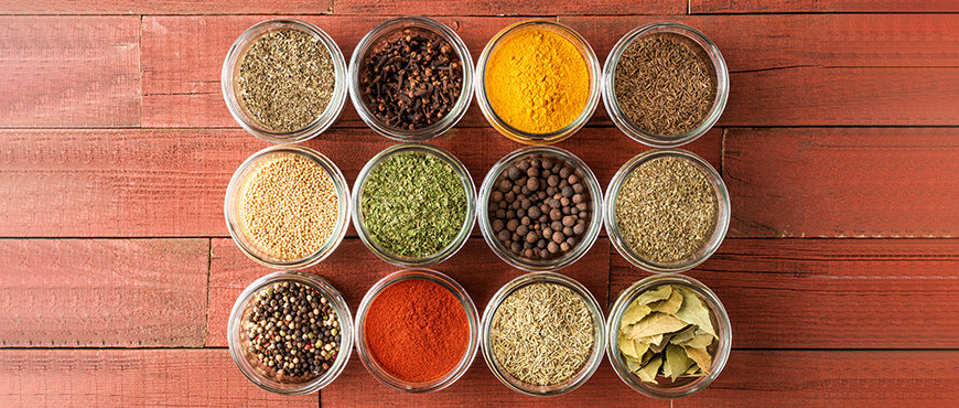Spices To Stock Up