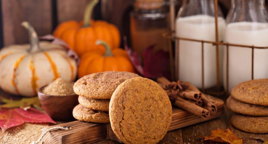 Chocolate-Spice-Cookies