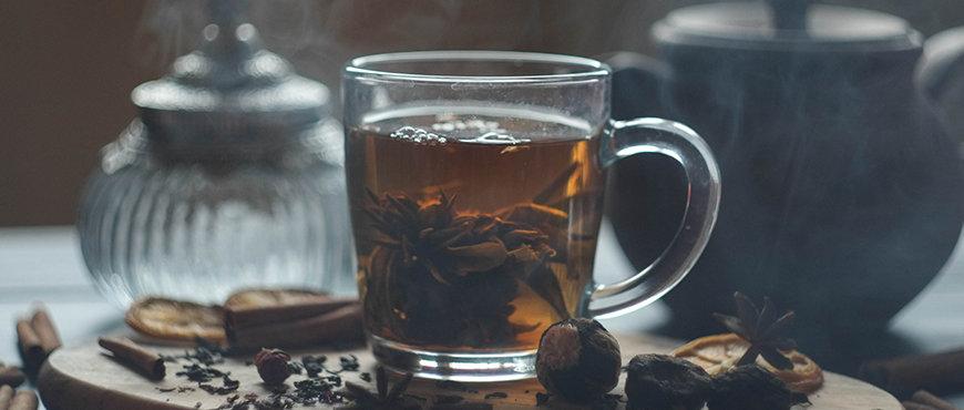 Black Spice Tea