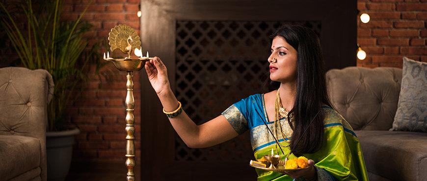Diwali-Pooja-Thali