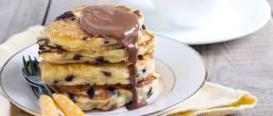 Chcochip-Pancakes