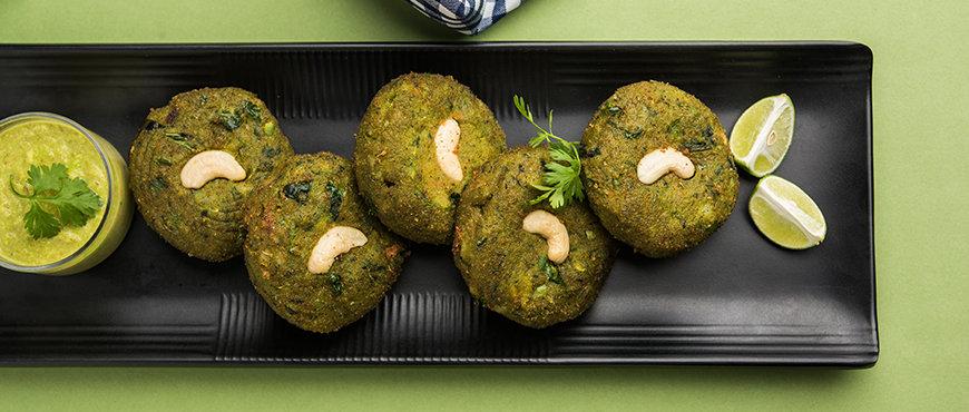 Raksha Bandhan Special - Cook Hara Bhara Kabab With Your Siblings