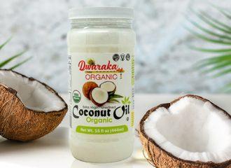 Organic Coconut Oil From Dwaraka Organic